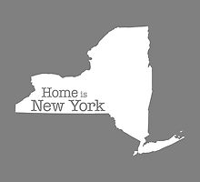 Home is New York by Bruiserstang