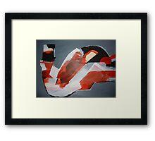 WRABA 11 Framed Print