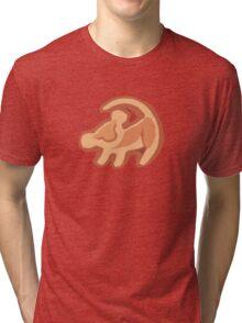 Simba Tri-blend T-Shirt