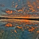 In Reflection #2 - (25 Exposure HDR Panorama) Narrabeen Lakes, Sydney - The HDR Experience by Philip Johnson
