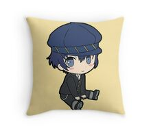 Naoto Shirogane Chibi Throw Pillow