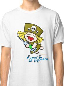 Super Hero - Betty Blond Classic T-Shirt