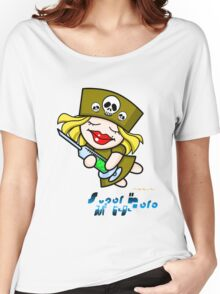 Super Hero - Betty Blond Women's Relaxed Fit T-Shirt