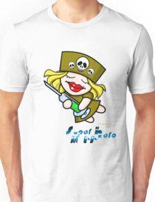 Super Hero - Betty Blond Unisex T-Shirt