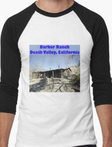 Barker Ranch Men's Baseball ¾ T-Shirt