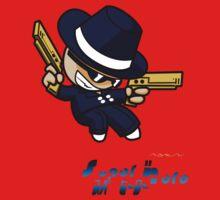 Super Hero - Tony Danza by Saing Louis