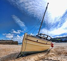 Waiting on the Shore by Alex Hardie