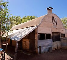 Kitchen - Millstream Chichester National Park by warriorprincess