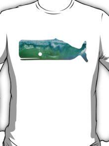 Sperm Whale wave T-Shirt