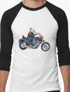 Pa's Hog Men's Baseball ¾ T-Shirt