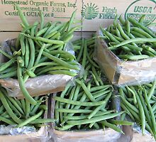 Green Beans by Rosie Brown