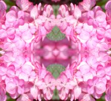 Hydrangea - In the Mirror Sticker