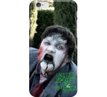 UZA Synyster Syd Graveyard  iPhone Case/Skin