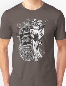 Side Show Freaks - Juanita Siamese Spider Lady T-Shirt