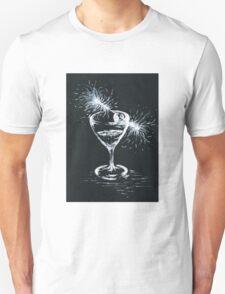 Sparkling Wine  Unisex T-Shirt
