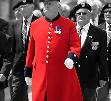 Chelsea Pensioner by chris-csfotobiz