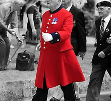 Chelsea Pensioner by Chris L Smith
