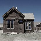 Abandoned Homestead - Bodie, California by kieranmurphy