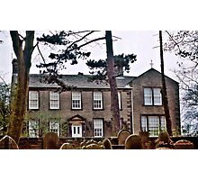""""""" Home of the Bronte sisters"""" Photographic Print"""