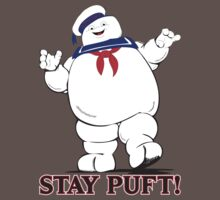 Stay Puft! by Raymond Doyle (BlackRose Design)