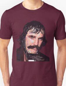 DANIEL DAY-LEWIS BILL THE BUTCHER GANGS OF NEW YORK GRAPHIC ART T SHIRT Unisex T-Shirt