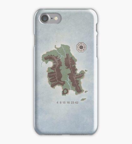 Lost Island Dharma iPhone Case/Skin