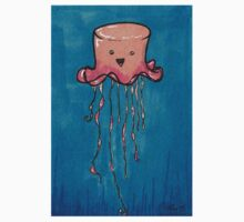 Pink Jellyfish Mallow by mallowkitty