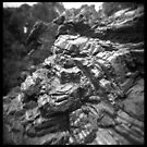 Stripey rocks by PetroniusArbit