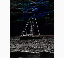 Sail Boat, Caribbean  Unisex T-Shirt