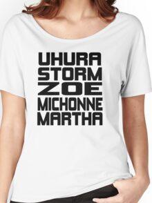 Black Women of Sci Fi Women's Relaxed Fit T-Shirt
