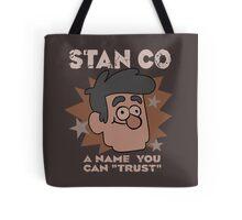 Stan Co Tote Bag