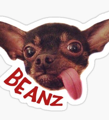 BEANZ! Sticker