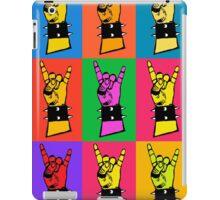 Warhol Metal iPad Case/Skin