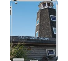Salty Dawg Saloon iPad Case/Skin