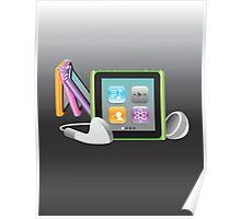 iPod Nano Poster