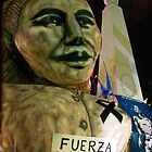 Fuerza Cristina! by dmcart
