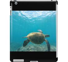 Honu - Turtle Summer  iPad Case/Skin