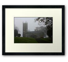 Church on Sunday Framed Print