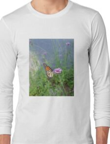 Blurred - Caught in Motion Long Sleeve T-Shirt