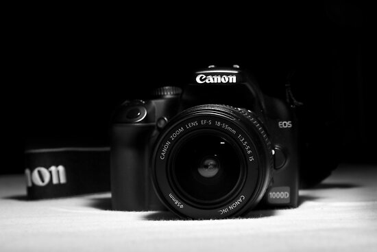Canon 1000D Phantom Edition by Martin Lačný