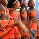 Dancing girls 1 by kimwild