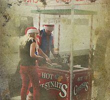 Chestnuts Roasting On An Open Fire by Laurie Search
