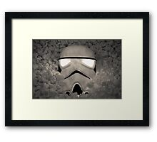 The Empire Pays Peanuts Framed Print