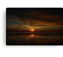 Playa de la Costilla ~ Rota, Spain Canvas Print