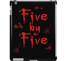 Five by Five Buffy The Vampire Slayer iPad Case/Skin