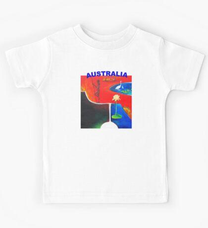 AUSTRALIA  Kids Tee