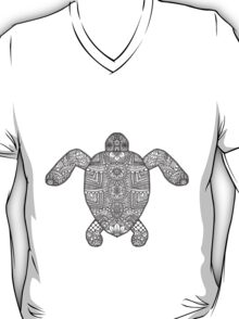Paisley Turtle T-Shirt