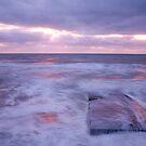 Purple sunrise by Ian Middleton