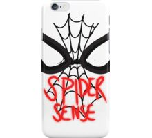 CARTOONS-Spider Sense iPhone Case/Skin