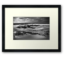 Umzumbe beach, Kwazulu Natal, South Africa Framed Print